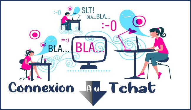 Connexion Au Tchat Sur Tchat-Delire.fr
